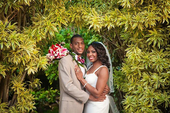 Pukalani Falls - One of Hawaii's Most Unique Wedding Locations