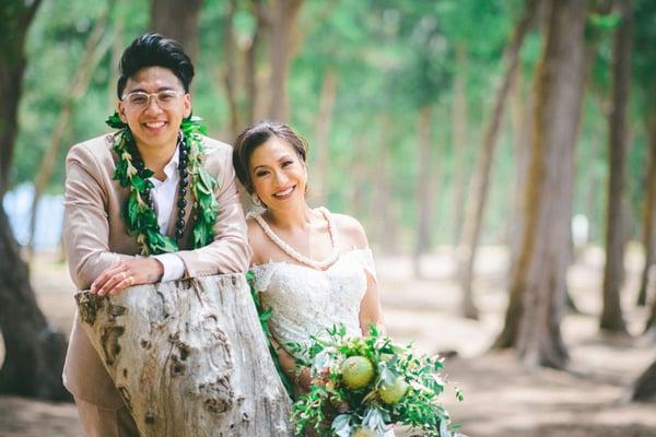 Sherwood Hawaii Wedding 2