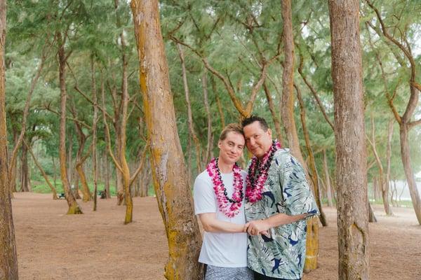 David-and-Paul-Hawaii-Wedding-at-Sherwoods