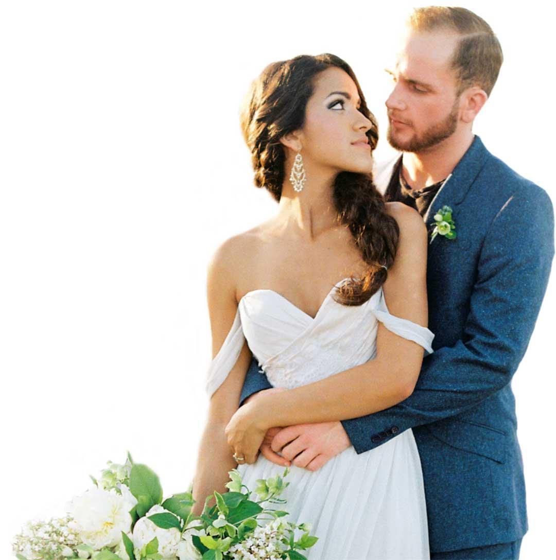 Hawaii wedding couple testimonial