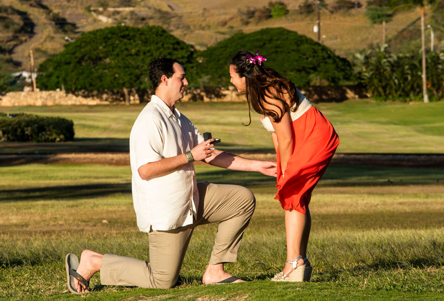 Hawaii-Wedding-Proposal-at-Ko-Olina