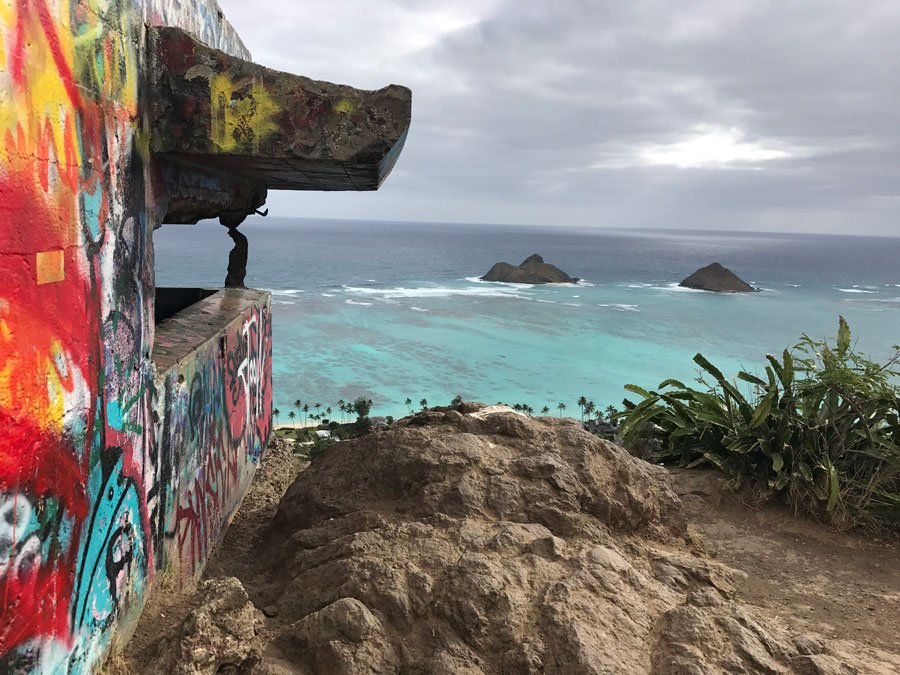 Lanikai-Pillbox
