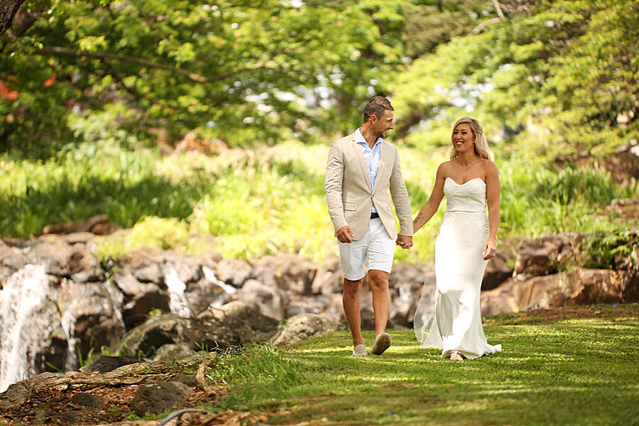 Hawaii Wedding Locations on Oahu - Weddings of Hawaii