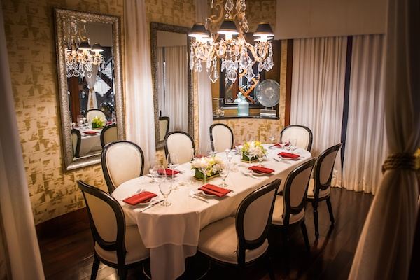Signature Steak and Seafood Restaurant Private Room