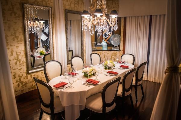Hawaii Wedding Reception Recommendation Signature Prime Steak Seafood
