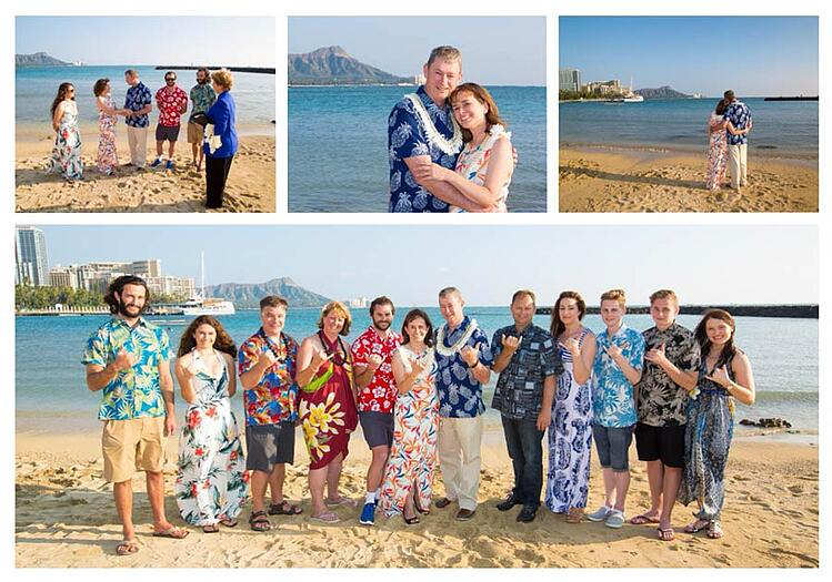 Waikiki-Beach-Wedding-Couples