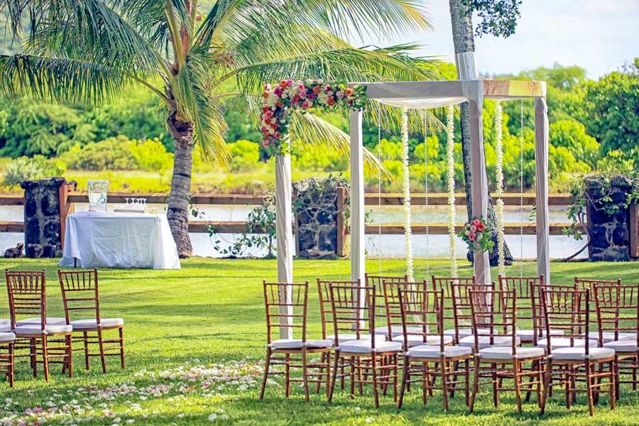 Koko Kai Garden Hawaii Wedding Location 05