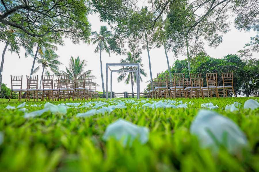 Koko Kai Garden Hawaii Wedding Location 08