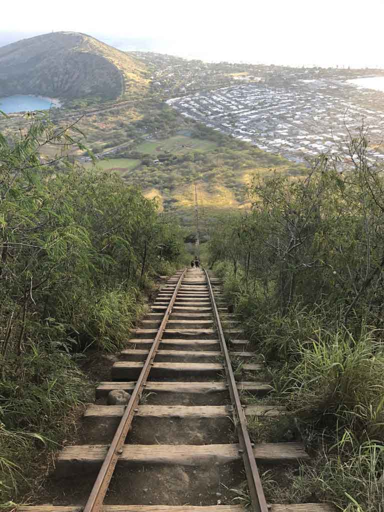 Koko-Head-Stairs