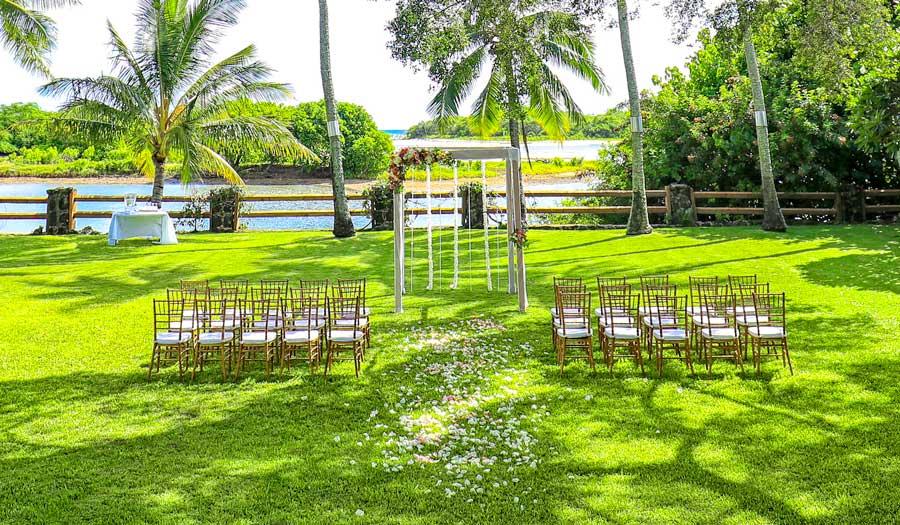 Hawaii Wedding Locations On Oahu Weddings Of Hawaii